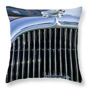 1932 Buick Series 60 Phaeton Grille Throw Pillow