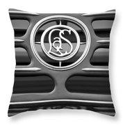 1932 Cadillac Lasalle Emblem 2 Throw Pillow