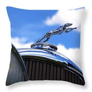 1932 Lincoln Kb Brunn Phaeton Throw Pillow