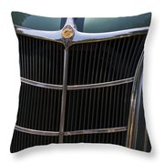 1935 Airflow Throw Pillow