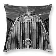 1935 Bugatti Type 57 Roadster Grille 2 Throw Pillow