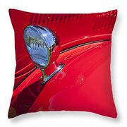 1935 Ford Tudor Throw Pillow