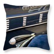 1935 Reo Speed Wagon 6ap Pickup  Throw Pillow