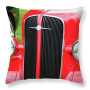 1936 Chevy  8552 Throw Pillow