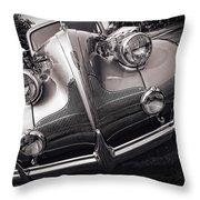 1939 Buick Eight Throw Pillow