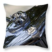 1939 Jaguar Throw Pillow