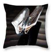 1949 Cadillac Fleetwood 60 Special Throw Pillow