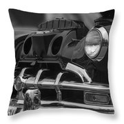 1950 Classic Reflections Throw Pillow