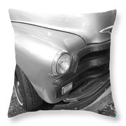 1950's Chevy Truck Throw Pillow