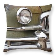 1951 Nash Ambassador  Throw Pillow