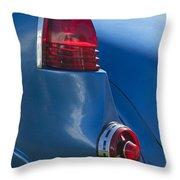 1954 Cramer Comet Taillight Throw Pillow