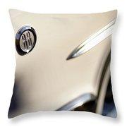 1955 Oldsmobile 88 Throw Pillow