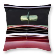 1957 Ford Thunderbird Throw Pillow