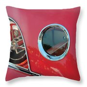 1957 Ford Thunderbird  Throw Pillow