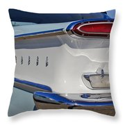 1958 Edsel Ranger Throw Pillow