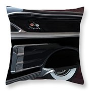1958 Impala Throw Pillow