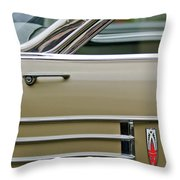 1958 Oldsmobile Throw Pillow