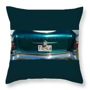 1958 Studebaker Throw Pillow