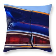 1959 Chevrolet El Camino Taillight Throw Pillow