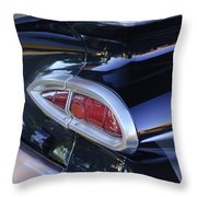 1959 Chevrolet Impala Taillight Throw Pillow