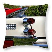 1959 Dodge Royal Throw Pillow