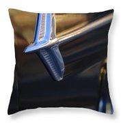 1960 Chevrolet El Camino Emblem Throw Pillow