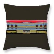 1962 Chevy Impala Ss Throw Pillow