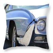 1963 Ford Thunderbird Limited Edition Landau Throw Pillow