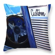 1964 Chevrolet C-10 Pickup Throw Pillow