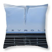 1964 Chevrolet El Camino Grille Throw Pillow