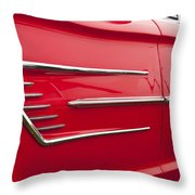 1965 Ford Thunderbird  Throw Pillow