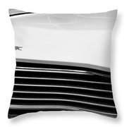 1967 Buick Station Wagon Throw Pillow by Michelle Calkins