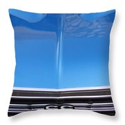 1967 Chevrolet Chevelle Super Sport  Throw Pillow