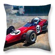 1968 Elfin 600 Throw Pillow