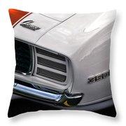 1969 Chevrolet Camaro Indianapolis 500 Pace Car Throw Pillow by Gordon Dean II