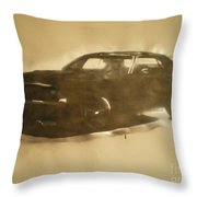 1971-dodge-challenger-rt Throw Pillow