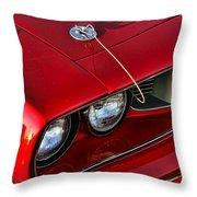 1971 Plymouth Hemi 'cuda Throw Pillow by Gordon Dean II