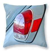 1971 Volkswagen Vw Beetle Taillight Throw Pillow