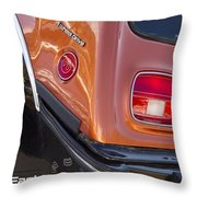 1983 Amc Eagle 4 Wheel Drive Throw Pillow