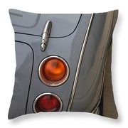 1991 Nissan Figaro Taillights Throw Pillow