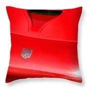 1996 Dodge Viper  Throw Pillow