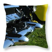 1953 Mercury Monterey Throw Pillow