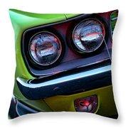 1971 Plymouth Hemicuda Throw Pillow