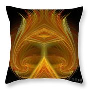 Abstract 103 Throw Pillow