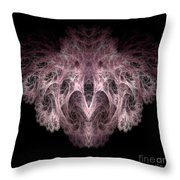 Abstract 193 Throw Pillow
