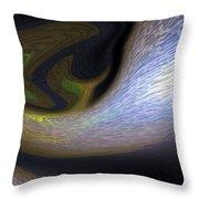 Abstract 3d Art Throw Pillow