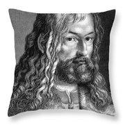 Albrecht D�rer (1471-1528) Throw Pillow