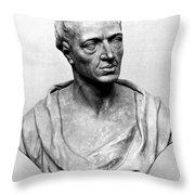 Alexander Pope (1688-1744) Throw Pillow