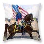 Andrew Jackson (1767-1845) Throw Pillow