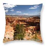 Bryce Canyon Amphitheater Throw Pillow